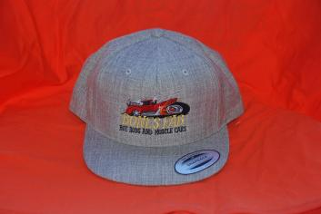 Snap Back Grey Hat