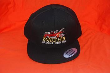 Snap Back Black hat